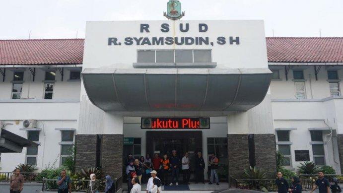 RSUD R. Syamsudin, SH Sukabumi